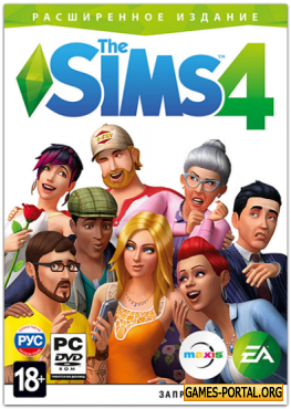 The Sims 4: Deluxe Edition [RePack] [2014|Rus|Eng]