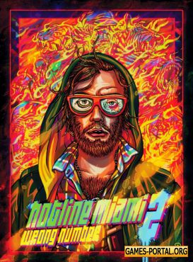 Hotline Miami 2: Wrong Number [GoG] [2015|Rus|Eng|Multi7]
