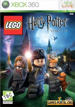 Lego Harry Potter: Years 1-4 [2010|Rus]