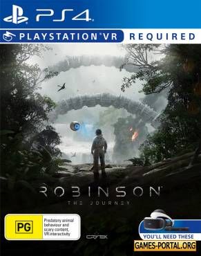 [PS VR] Robinson: The Journey [EUR] [2016|Eng]