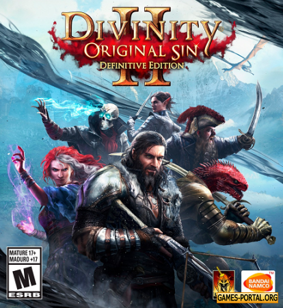Divinity: Original Sin 2 - Definitive Edition [RePack] [2018|Rus|Eng]