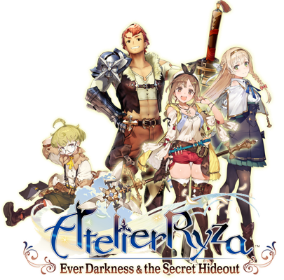 Atelier Ryza: Ever Darkness & the Secret Hideout [2019|Eng]