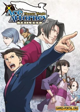 Phoenix Wright: Ace Attorney Trilogy [2019|Eng|Multi7]