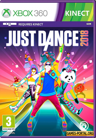 Just Dance 2018 [Kinect] [XBL-Build] [FULL] [GOD] [2017|Eng]