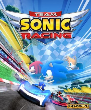 Team Sonic Racing [2019|Rus|Eng|Multi10]