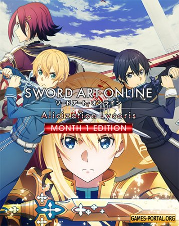 SWORD ART ONLINE Alicization Lycoris [RePack] [2020|Rus|Eng|Multi11]