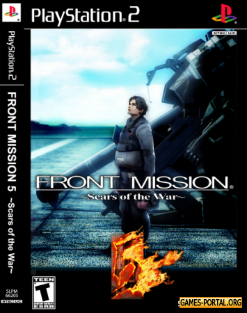 Front Mission 5: Scars of the War [JPN] [2005|Rus|Eng|Multi3]