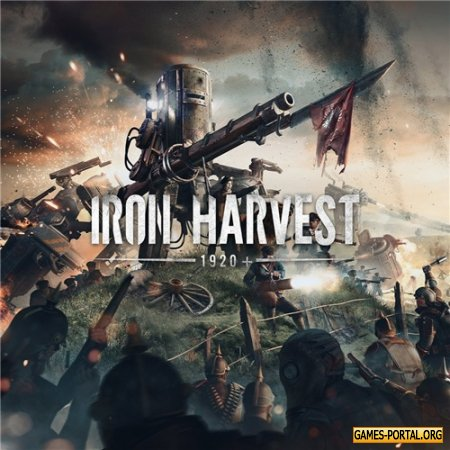 Iron Harvest [RePack] [2020|Rus|Eng|Multi13]