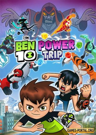 Ben 10: Power Trip [RePack] [2020|Rus|Eng|Multi11]
