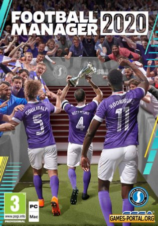 Football Manager 2020 [RePack] [2019|Rus|Eng|Multi17]