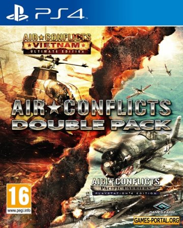 Air Conflicts Double Pack [USA] [2016|Eng]
